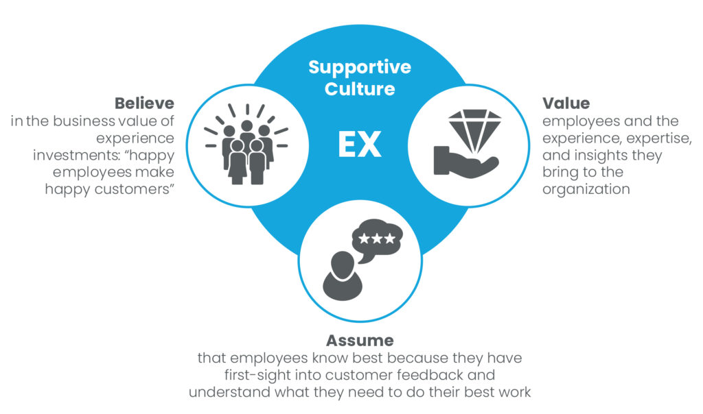 Figure 1 Lever 2: Building a Supportive Culture