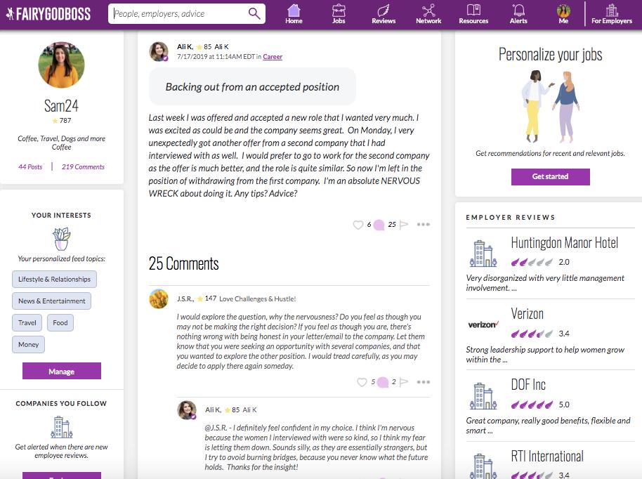Figure 5 WOMEN & NETWORKS: MENTORSHIP & SPONSORSHIP – BUILDING BROADER NETWORKS