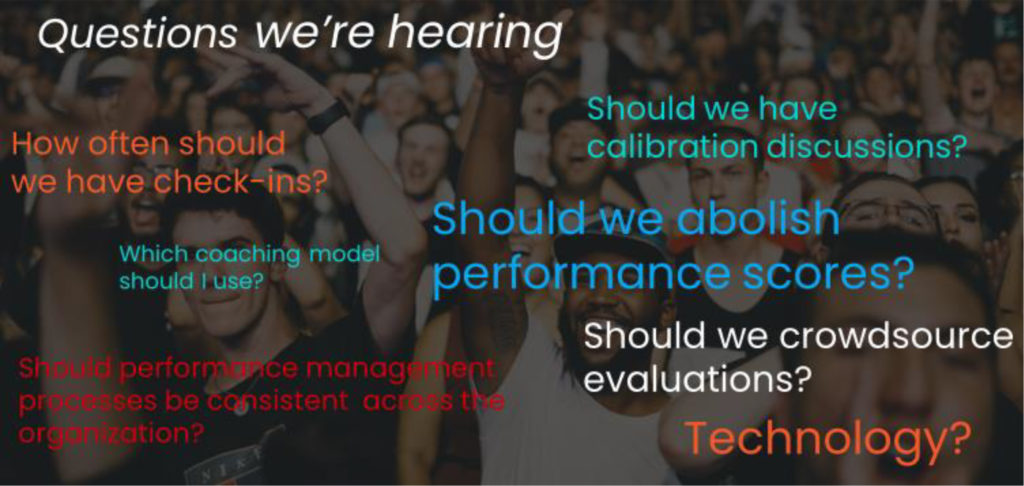 Modern Performance Management Lessons From The Road